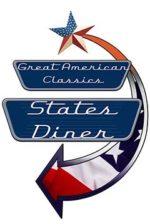States Diner Logo